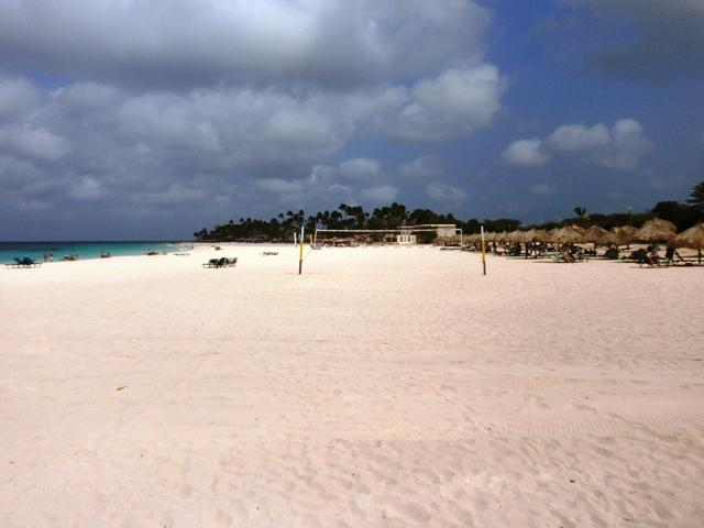Spend lazy days exploring miles of white sand beaches of Druif Beach. - Divi Golf Garden One-bedroom condo - DR01 - Oranjestad - rentals