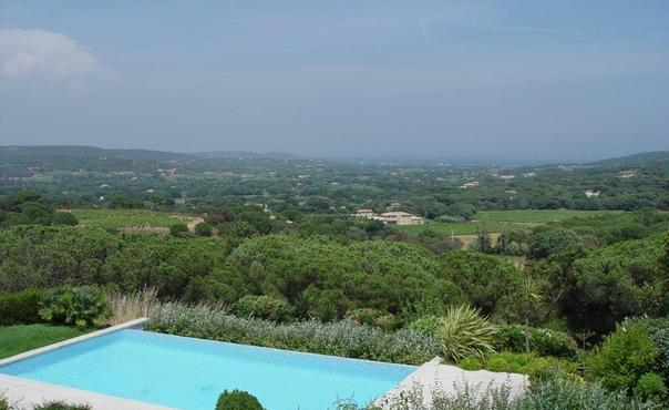 Villa with private pool in a quiet place  near the beaches and St.Tropez - FR-1074915-Ramatuelle - Image 1 - Ramatuelle - rentals