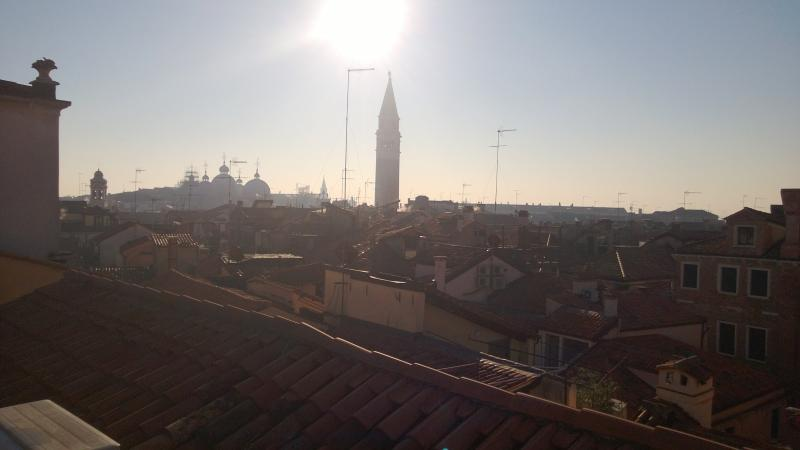 VIEW FROM UPSIDE BUILDING ROOF FAR FROM 10 KM - VENEZIA 1 - MAGIC VENICE-MESTRE MODERN FLAT - Codevigo - rentals