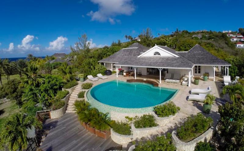 A Very Private Estate with direct Ocean Access - Image 1 - Petit Cul de Sac - rentals