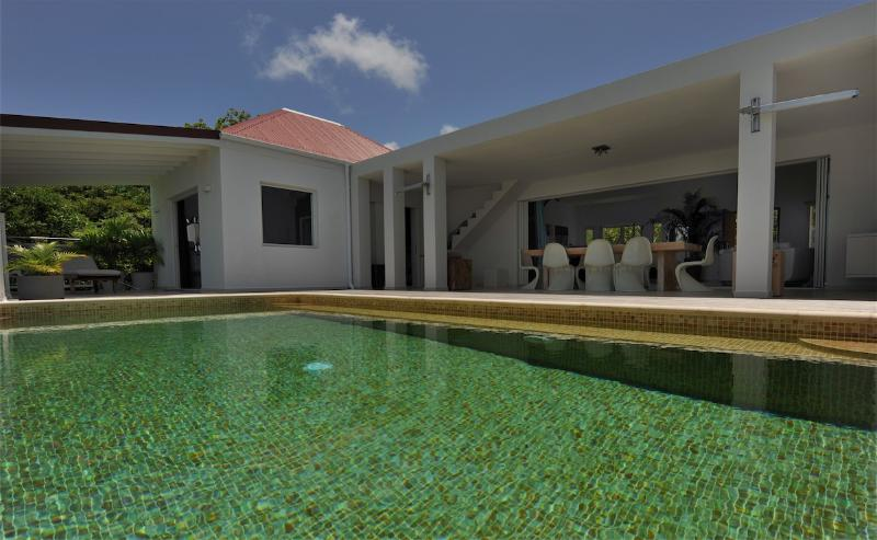 Dasha at Gouverneur, St. Barth - Ocean View, Very Private and Calm, Contemporary and Comfortable - Image 1 - Gouverneur - rentals