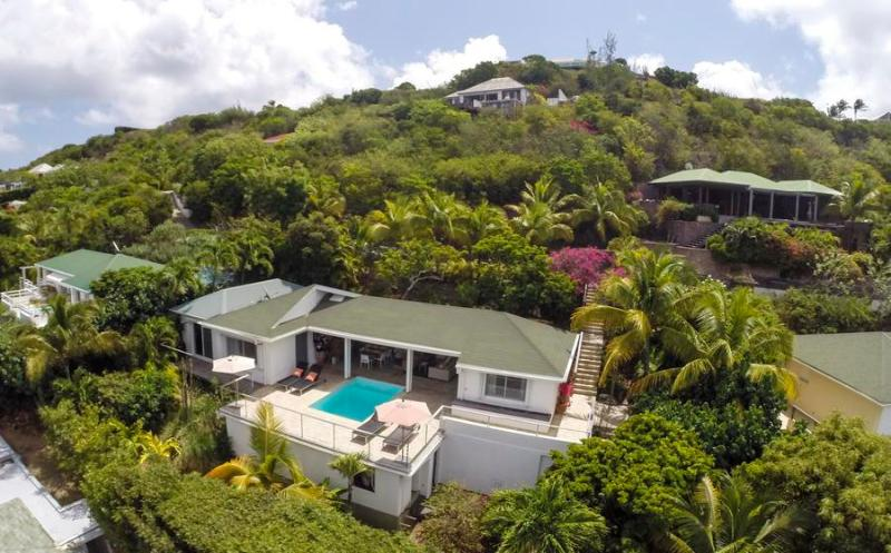 Heloa at Pointe Milou, St. Barth - Ocean View, Amazing Sunset Views, Lots Of Sun - Image 1 - Pointe Milou - rentals