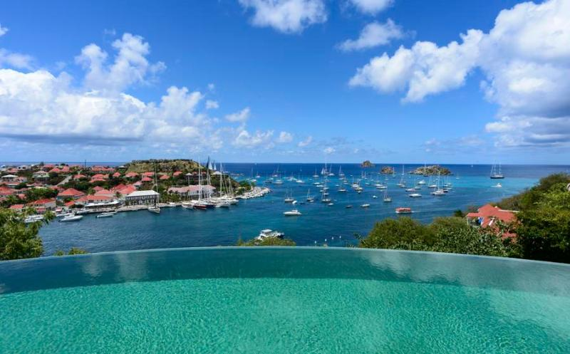 Lam at Gustavia, St. Barth - Ocean View, Amazing Sunset Views, Walking Distance To Shops and Restaur - Image 1 - Gustavia - rentals