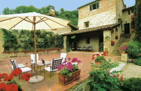 4 bedroom Villa in Dicomano, Florentine Hills, Mugello, Italy : ref 2135359 - Image 1 - Badia Agnano - rentals