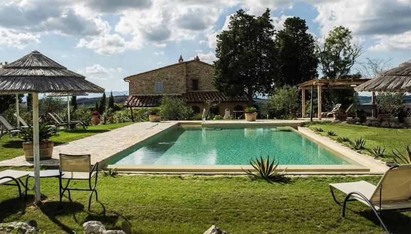 Villa Silvia - Image 1 - Montaione - rentals