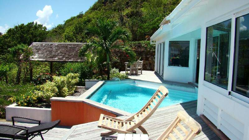 Oceana at Vitet, St. Barth - Ocean View, Pool, Private - Image 1 - Vitet - rentals