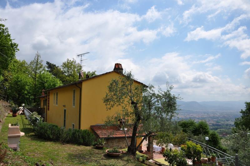 Solaria - Image 1 - Buggiano - rentals