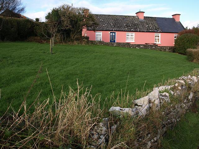 Cottage with lawn - Fuchsia Cottage - Kilshanny - rentals