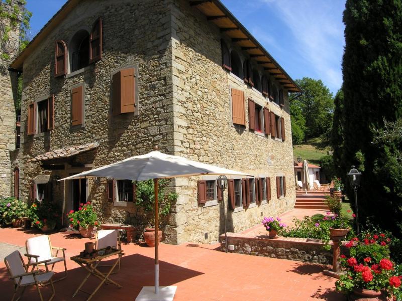 8 bedroom Villa in Barberino del Mugello, Mugello, Florentine Hills, Italy - Image 1 - Vernio - rentals