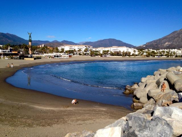 Our beach favorite Playa Levante - Marbella, Puerto Banus, apartment, beach, luxury - Marbella - rentals