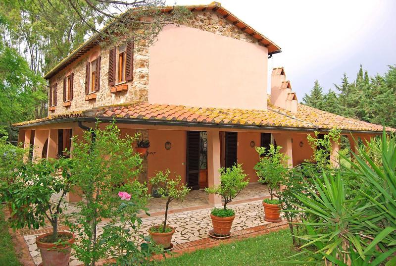 Villa Morellino - Image 1 - Massa Marittima - rentals