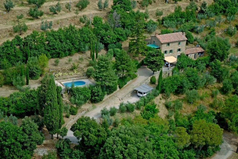 Casa di Nello - Image 1 - Cortona - rentals