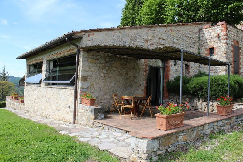 Meleto Terrazze 1 - Image 1 - Gaiole in Chianti - rentals