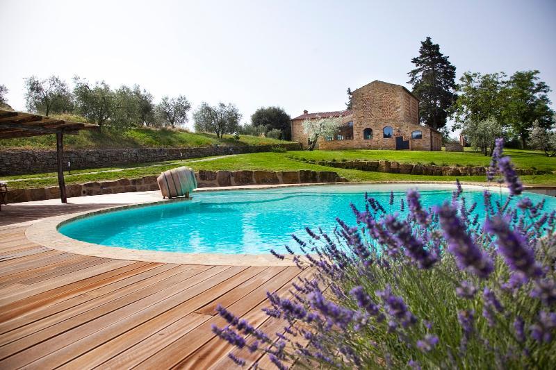 Villa Belvedere - Image 1 - Poggibonsi - rentals
