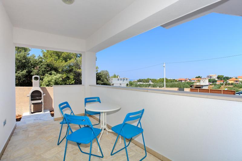Balcony - sitting area - Vila Moli Apartments-One Bedroom Lux Apartment Rea - Zadar - rentals