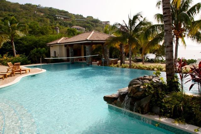 Pool - A La Mer - Cruz Bay - rentals