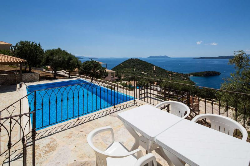 Villa Kalyvia - Bright star, One of a kind holiday - Image 1 - Sivota - rentals