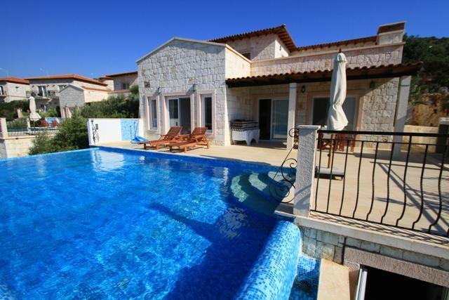 5 Bedroom Villa Basil (Discount Avaliable) - Image 1 - Kozakli - rentals