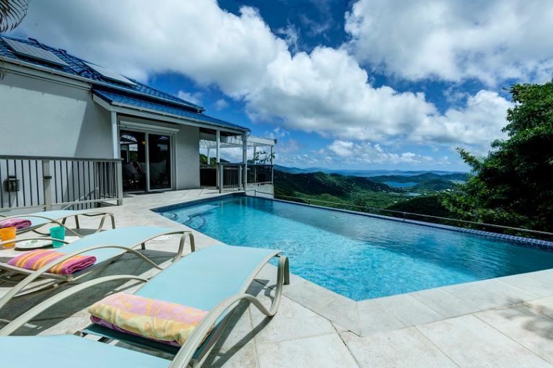 Pool - Bordeaux Breeze - Woodston - rentals