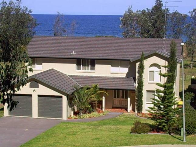 Nautica - Absolute BEACH FRONT holiday house - Nautica on the beach - Long Beach - rentals