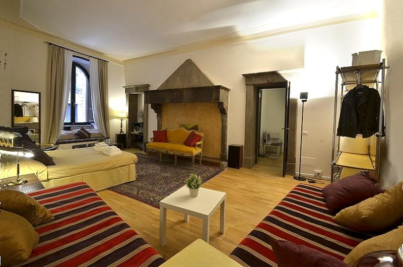 quadruple room - Luxury Apartment close to St Peter and the Vatican - Rome - rentals