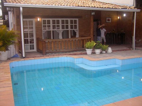 External Living Area - Great 3 bed house with swimming pool in Salvador - Salvador - rentals