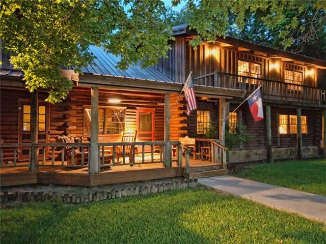 Front Porch - Broadway Producer's Private Hill Country Retreat - Wimberley - rentals