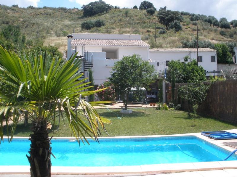 Casa Oasis - casa oasis  - a little piece of heaven - Almedinilla - rentals