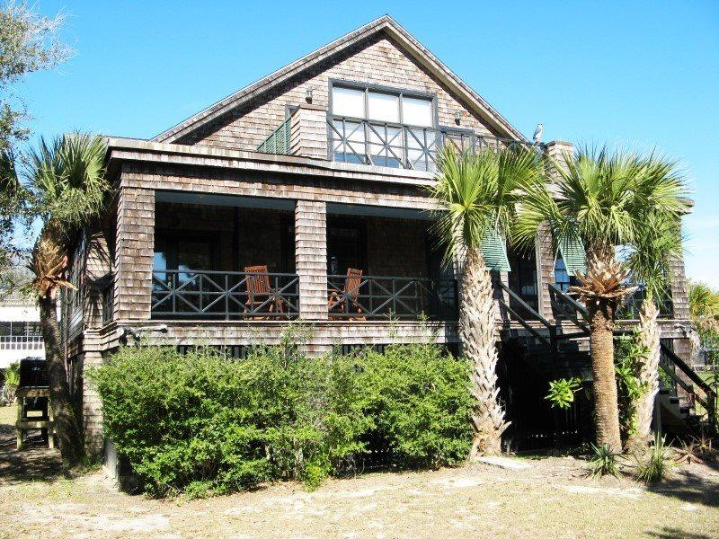1 Shirley Road - A Truly Original Home on Tybee Island - Panoramic View of the Atlantic Ocean - FREE Wi-Fi - Image 1 - Tybee Island - rentals