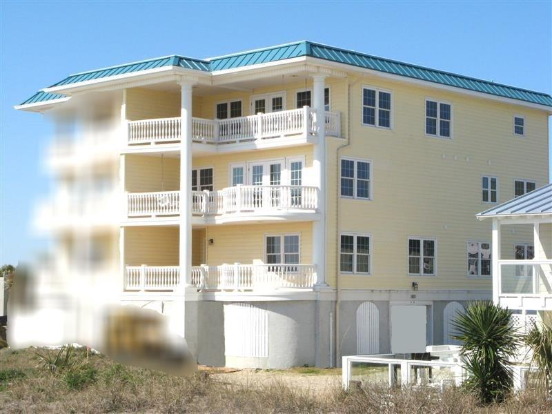 1801-B Strand Avenue - Spectacular Vistas of Tybee Beach and the Atlantic Ocean - FREE Wi-Fi - Image 1 - Tybee Island - rentals