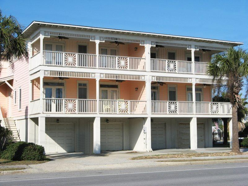 203 Bulter Avenue - Enjoy the Ocean Breezes and Sounds of the Surf - Swimming Pool - FREE Wi-Fi - Image 1 - Tybee Island - rentals