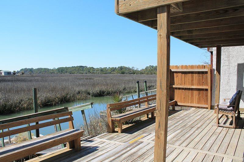 3 Marsh Creek Cove - Floating Dock on Horsepen Creek - Beautiful Salt Marsh - Image 1 - Tybee Island - rentals