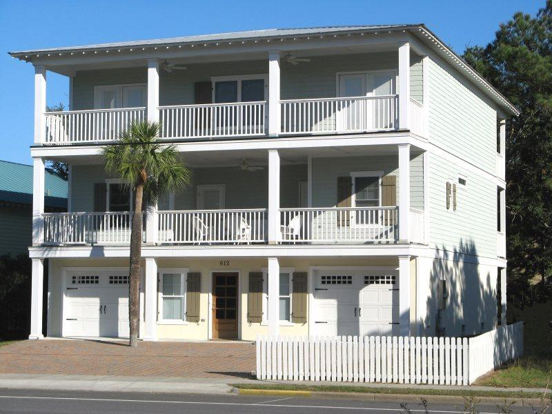 612 Butler Avenue - A Modern Tybee Beach House that Has It All - FREE WiFi - Image 1 - Tybee Island - rentals