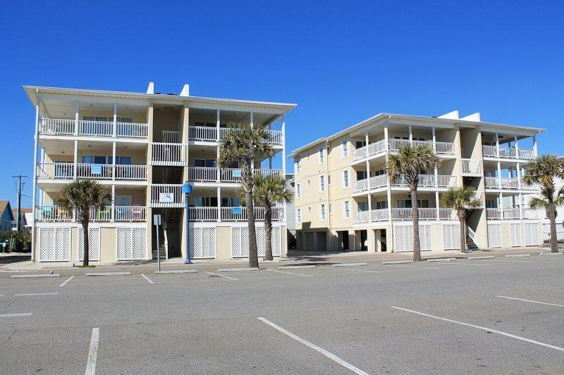 Dolphin Watch Condominiums - Unit 9 - Ocean Front - FREE Wi-Fi - Image 1 - Tybee Island - rentals