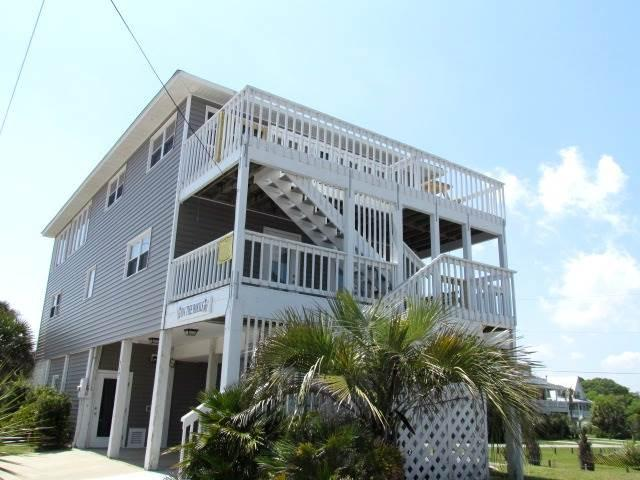 "219 Palmetto Blvd - ""On The Rocks"" - Image 1 - Edisto Beach - rentals"