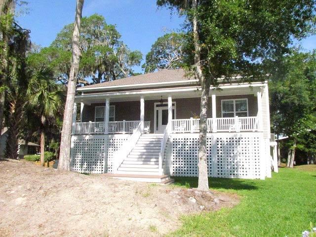 "742 Fairway Dr.  - ""Southern Manor"" - Image 1 - Edisto Beach - rentals"