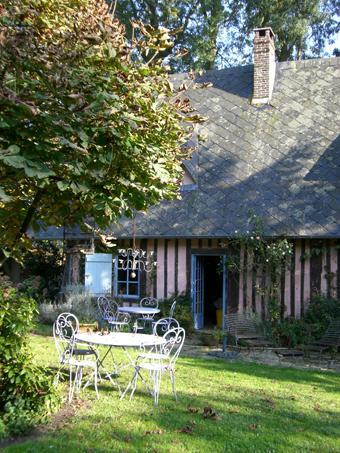 "façade - ""Le Clos de Silleron"" un jardin paradisiaque à 4 km de la mer - La Chapelle-sur-Dun - rentals"