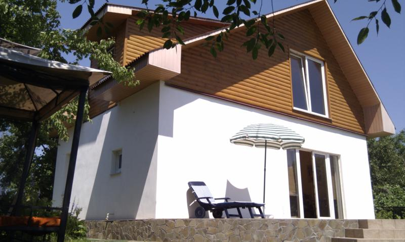 Cottage - Cottage next to the river and the forest - Kozelets - rentals