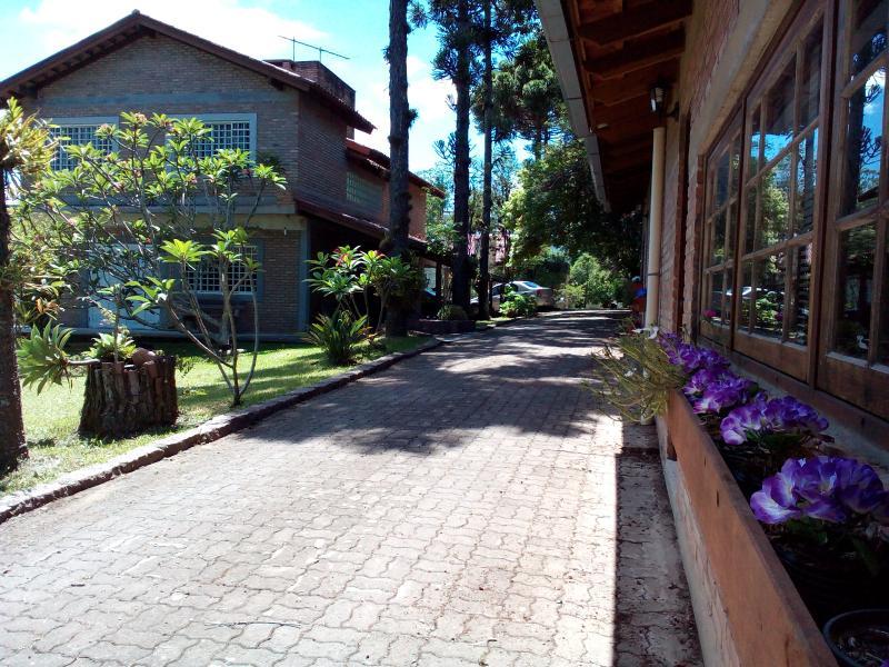 Garden - B&B Bete Lebsa - Viamao - rentals
