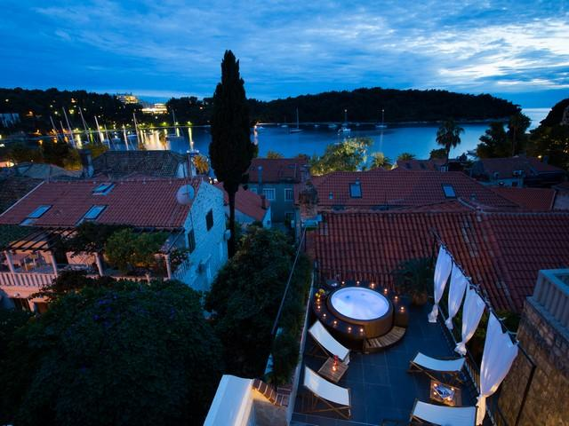 Bedroom view - House Hedera IV - Cavtat - rentals