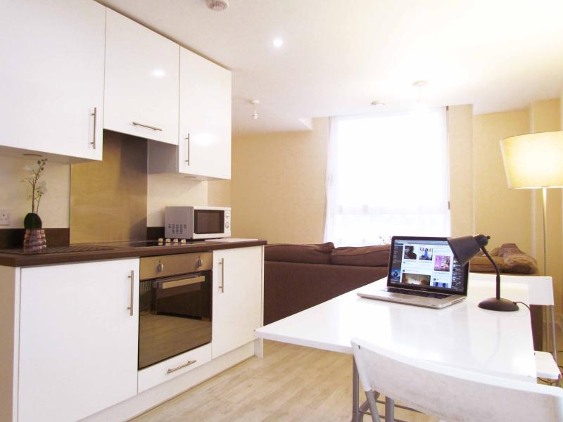 1 Bed Flat In The City  | #BH6629 - Image 1 - London - rentals
