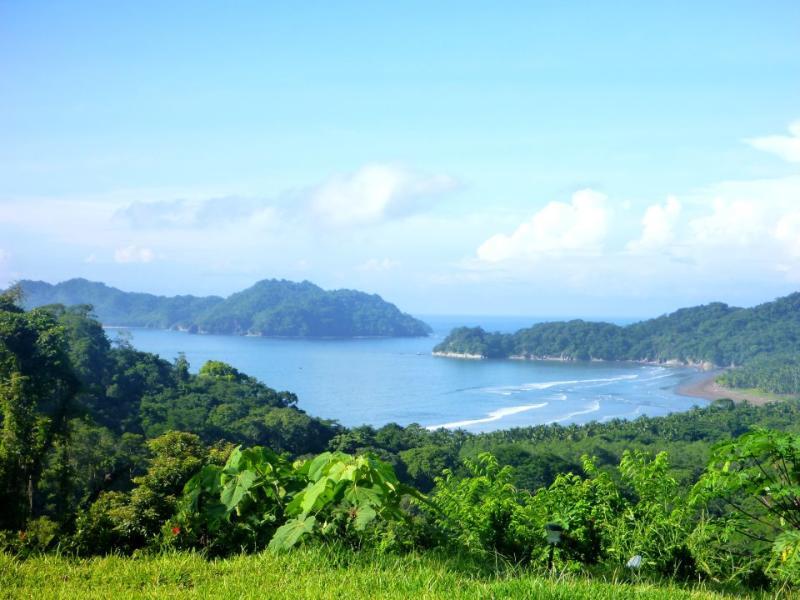 Modern Ocean View Villa Costa Rica Isla Tortuga - Image 1 - Paquera - rentals