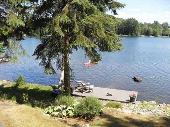 Herron Landing on Mirror Lake - Image 1 - Lake Placid - rentals
