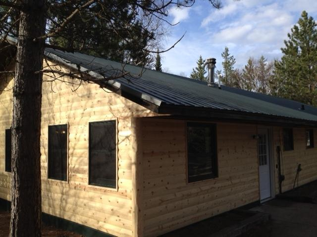 New log siding, roof and windows in 2012 - 5 BR Remodeled in 2012 - Babbitt - rentals