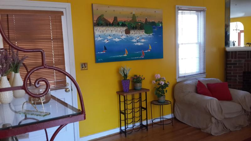 Warm environment - Charming in Historic Takoma Park - Takoma Park - rentals