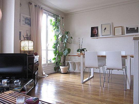 Sejour - Delightful 1 Bedroom Apartment in Paris - Paris - rentals
