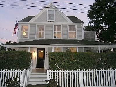 4 Magnolia Avenue - Image 1 - Nantucket - rentals