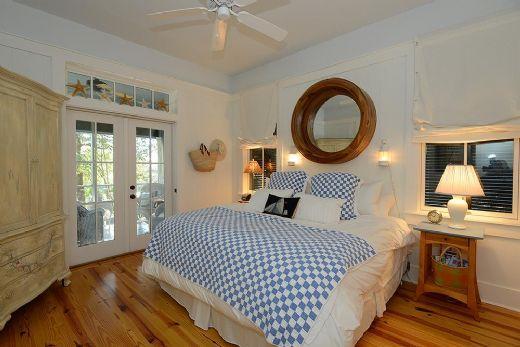 Master Bedroom - 82 Mystic Cobalt - Watercolor - rentals