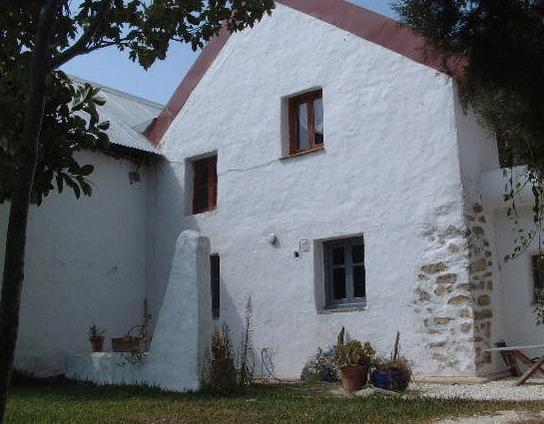 Exterior view of Casa Grande - Casa Grande - large Spanish rural/beach house - Barbate - rentals