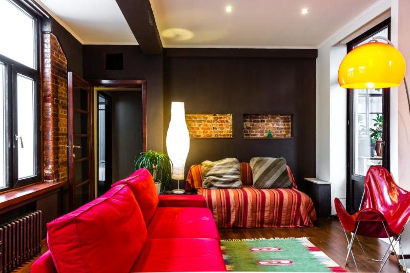 ID 3398- Stunning 2br flat in Brussels centre - Image 1 - Brussels - rentals